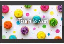 Aopen Reveals eTile-X Interactive Touchscreen Display