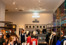 Bloomingdale's Uses LG OLED Displays For Curated Retail Space