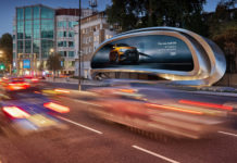 JCDecaux And Zaha Hadid Design Create DOOH Landmarks
