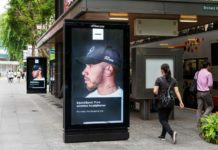 JCDecaux Unveils First Digital Bus Shelter Screens In Singapore