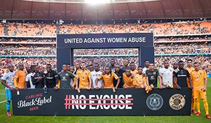 Ogilvy & Mather Flights #NoExcuse Campaign Before Soweto Derby Kick-Off