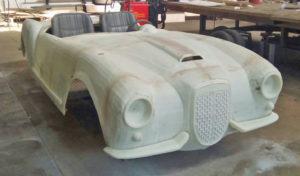 Colorzenith Creates 3D Life-size Car 2