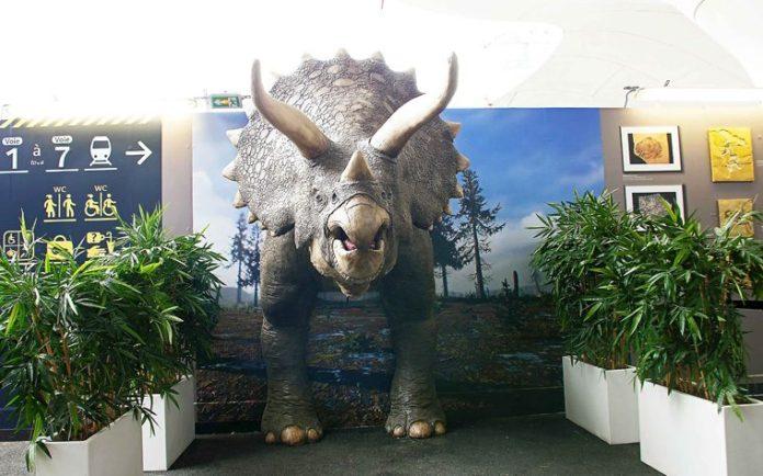 Metropole Creates Full-Size Triceratops With Massivit 3D Printer