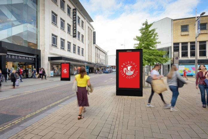JCDecaux Launches Channel Bristol
