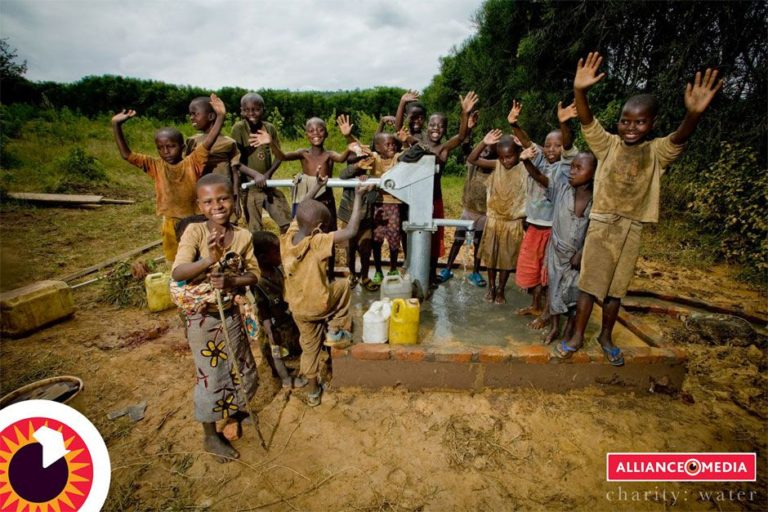 Alliance Media Helps Bring Clean Water To Communities In Need