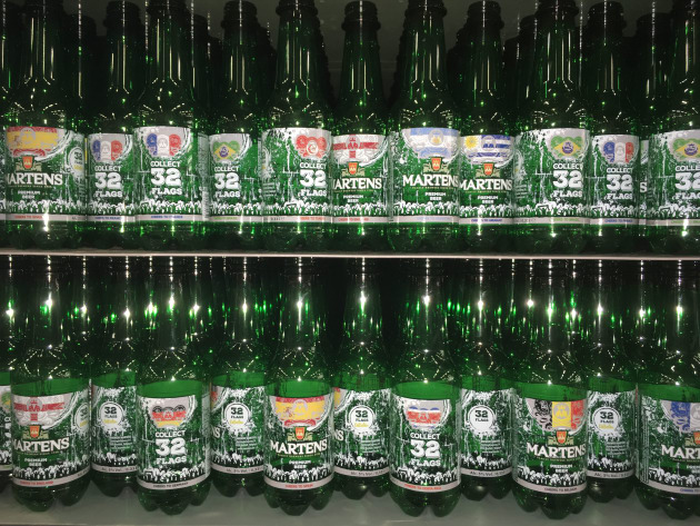 KHS And Brouwerij Martens Celebrate World Cup With Customised Bottles
