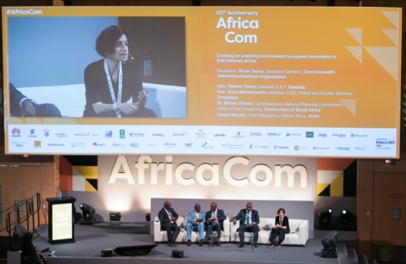 AfricaCom 2018 To Address Issues Affecting Companies in Africa's Digital Market
