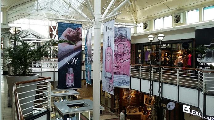 Dior And Primedia Outdoor Spread New Joy