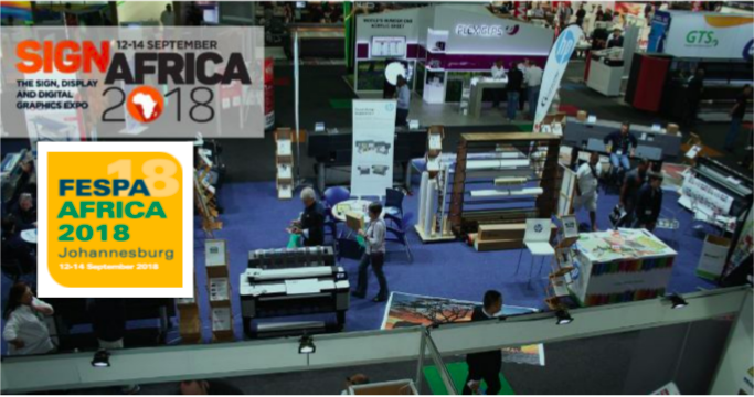 Sign Africa And FESPA Africa Expo Returns For Fifth Year At Gallagher Convention Centre