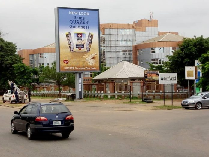 Global OOH Media Upgrades Abuja Roadside Billboards