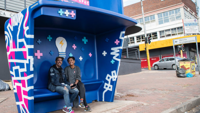 Outdoor Network Runs Halls Own The Moment Campaign