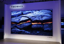 Samsung Launches UHD Signage Video Wall Panel