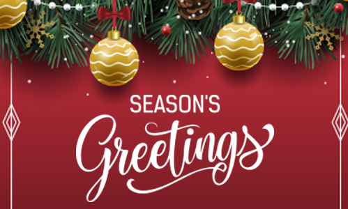 Season's Greetings From Practical Publishing