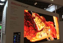 Silicon Core Releases 3D LED Wall