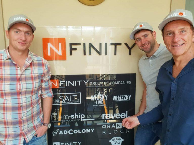 Nfinity Acquires Reveel