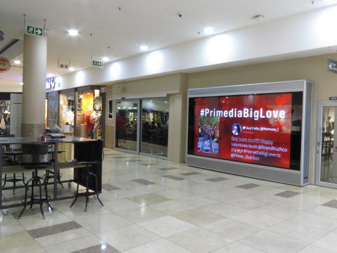 Primedia Outdoor Spreads The Love
