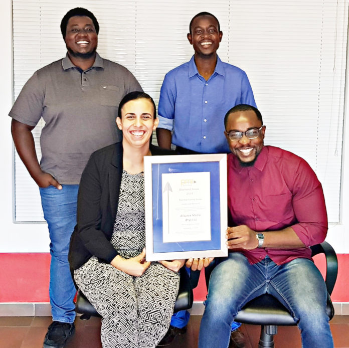 Alliance Media Scoops Best OOH Company Award In Namibia