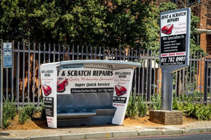 Dent & Scratch Repairs Go Street Networking