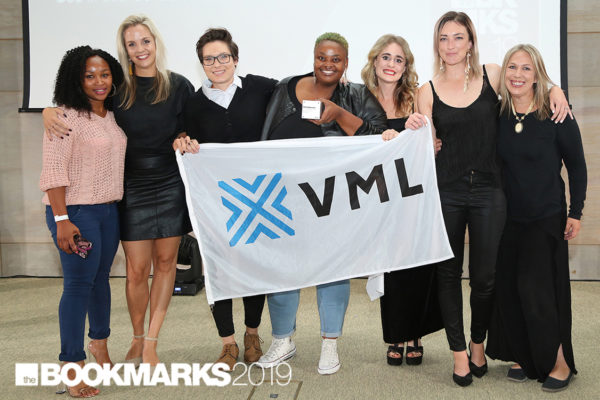 VML SA Scoops 17 IAB Bookmark Awards