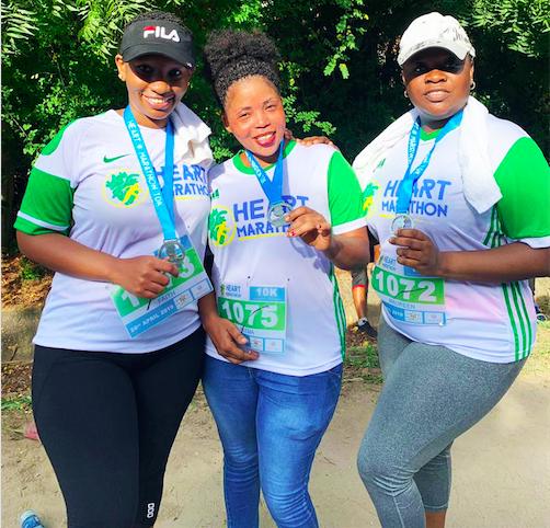 Alliance Media Supports Heart Marathon