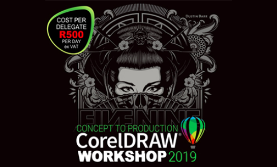 Corel Expect Inviting Designers To Take Part In The Upcoming In-Depth CorelDRAW Training