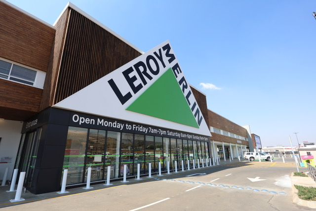Home Improvement Retailer Leroy Merlin Announces New Store