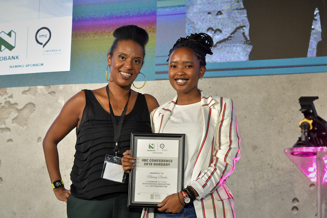 Nedbank Imc Awards Marketing Bursaries Modern Marketing