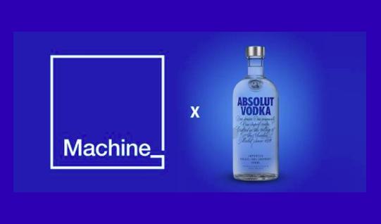 Machine Digital Agency Adds Absolut Vodka To Their Portfolio