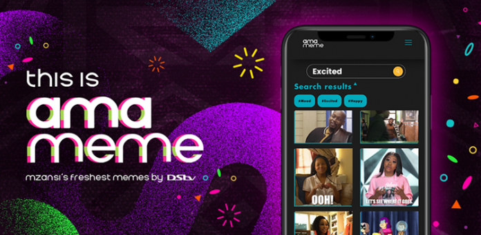 Guerilla And DStv's AmaMemes Platform Provides Innovative Way For Viewers To Discover Content