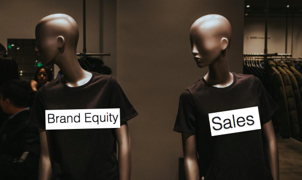 The Relationship Between Brand Equity And Sales