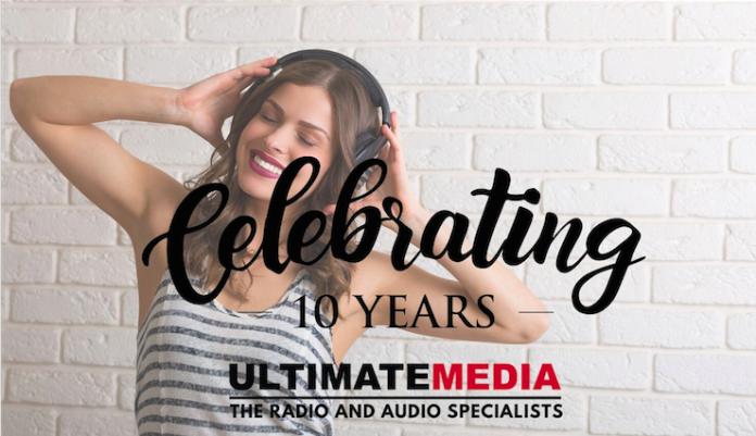 Ultimate Media Celebrates Tenth Milestone
