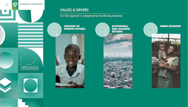 2AM Agency Devises Fresh Format For Old Mutual Alternative Investments' Sustainability Report