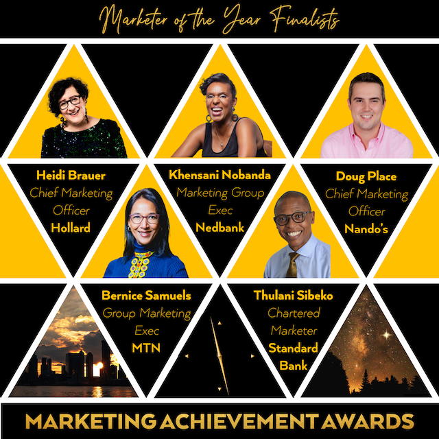 Marketing Achievement Awards' Finalists Exemplify The Art And Science Of Marketing