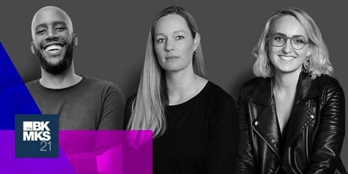 Machine Represented With Three Judges At 2021 Bookmark Awards