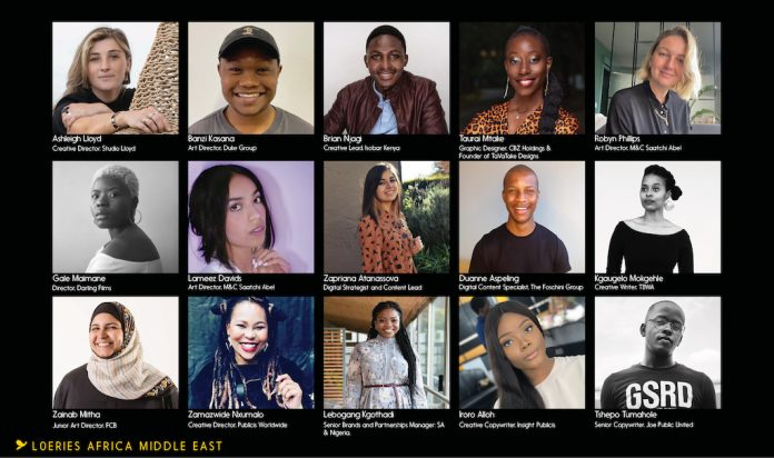 Loeries Support Youth Empowerment With Youth Committee Mentorship Programme