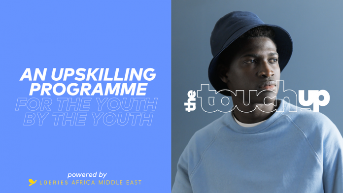 Loeries Supports Touch Up Skills Acceleration Programme For Youth In The Creative Industry