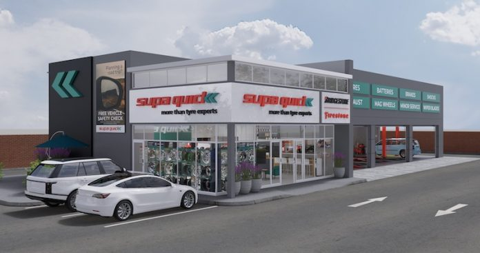 Supa Quick Announces Updated Brand Positioning