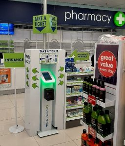 How Digital Signage Adapted To The Pandemic