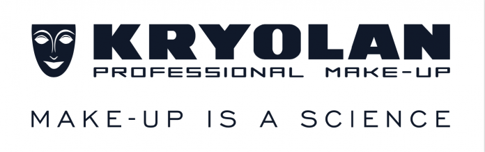 The Lime Envelope To Implement A Year-Long Campaign With Kryolan Professional Make-Up