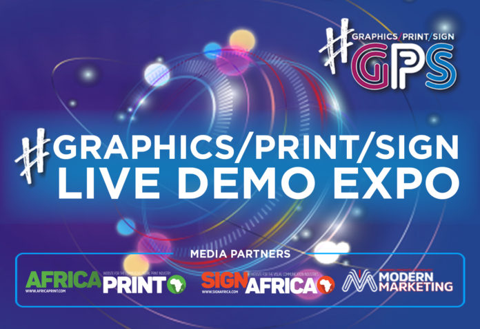 See Live Demonstrations Of Graphics, Printing And Signage Solutions